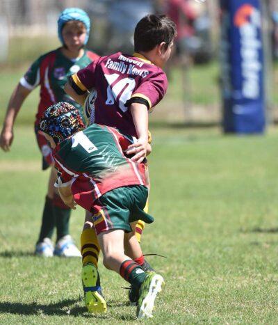 Under 10's Chinchilla Green v Jandowae